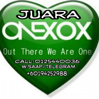 Juara Onexox Sbrg Jaya